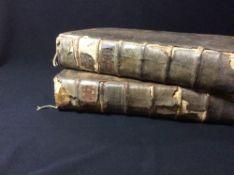 R.P.D. AUGUSTIN CALMET.  Commentaire Litteral Sur Tous Les Livres de L'Ancien et du Noveau Testament