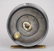 Hardy Bros. Ltd, a Uniqua fly reel, duplicated MkII   CONDITION REPORTS: Generally in good