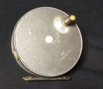 Hardy Bro's Ltd, a 3 5/8 inch Perfect fly reel, circa 1950s CONDITION REPORTS: Generally in good