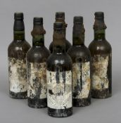 Berry Brothers & Rudd Limited Blended Scotch Whiskey Six bottles with wax seals.  (6) CONDITION