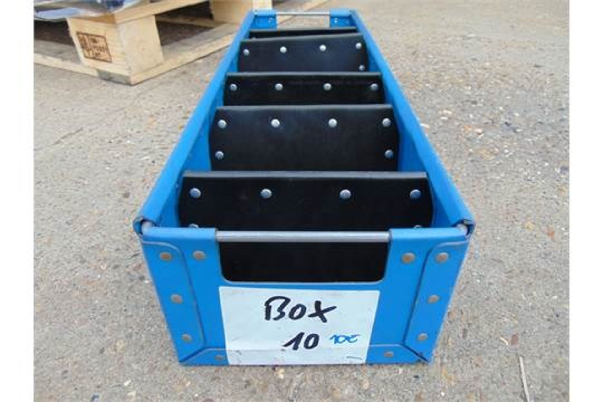 Lot 27215 - 120 x Heavy Duty Tote Storage Boxes