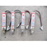 4 x PCL Mk 3 Tyre Inflators