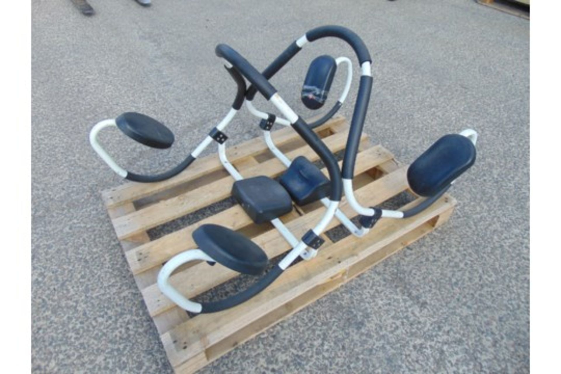 Lot 25842 - 2 x Ab Trainer Rollers