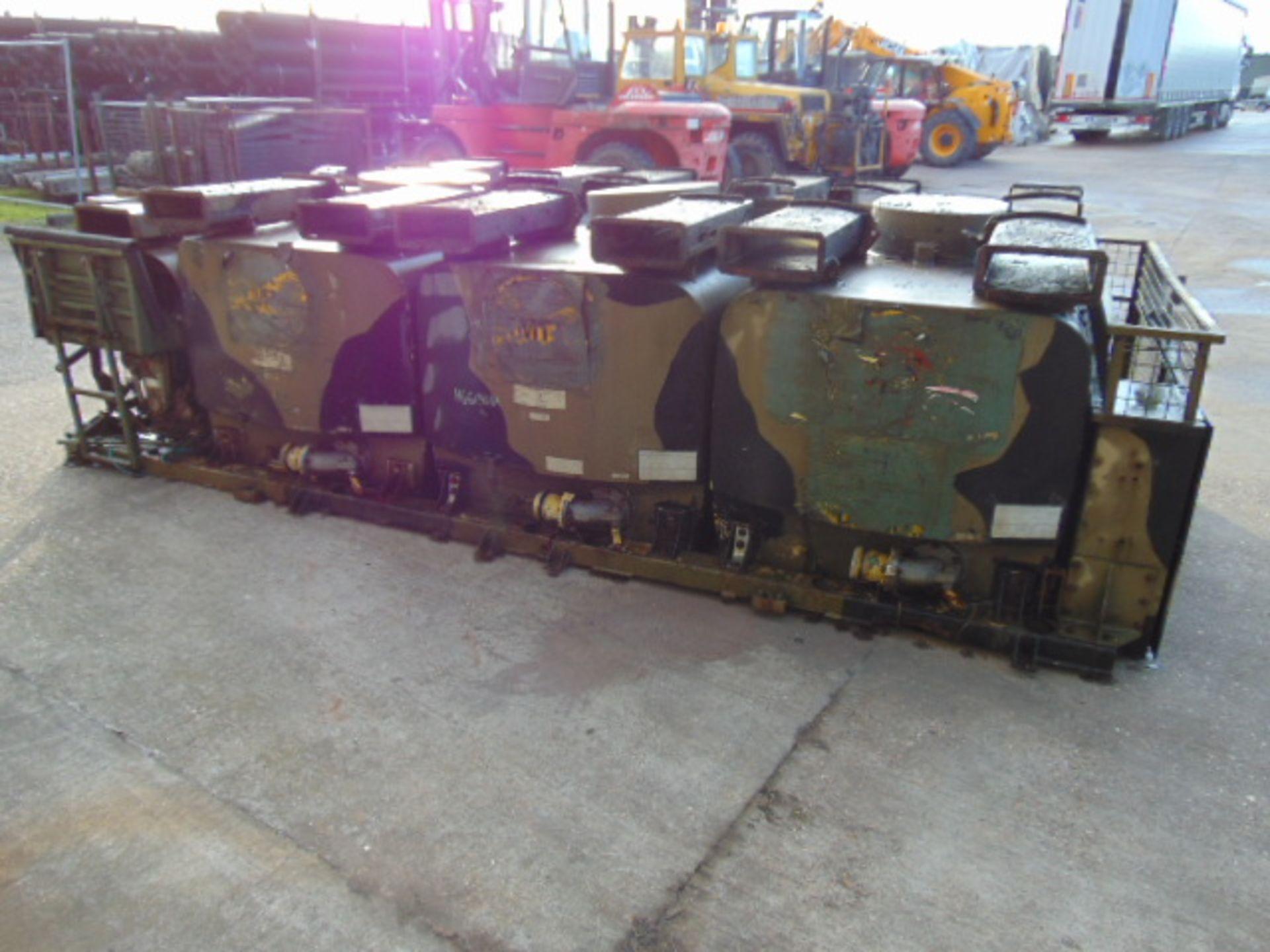 Lot 26815 - UBRE Demountable Bulk Fuel Dispensing System
