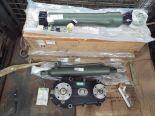 Lot 19157 - Mixed Stillage consisting of Newage G2000/14B122 Dumper Transfer Box and 3 x Hydraulic Rams