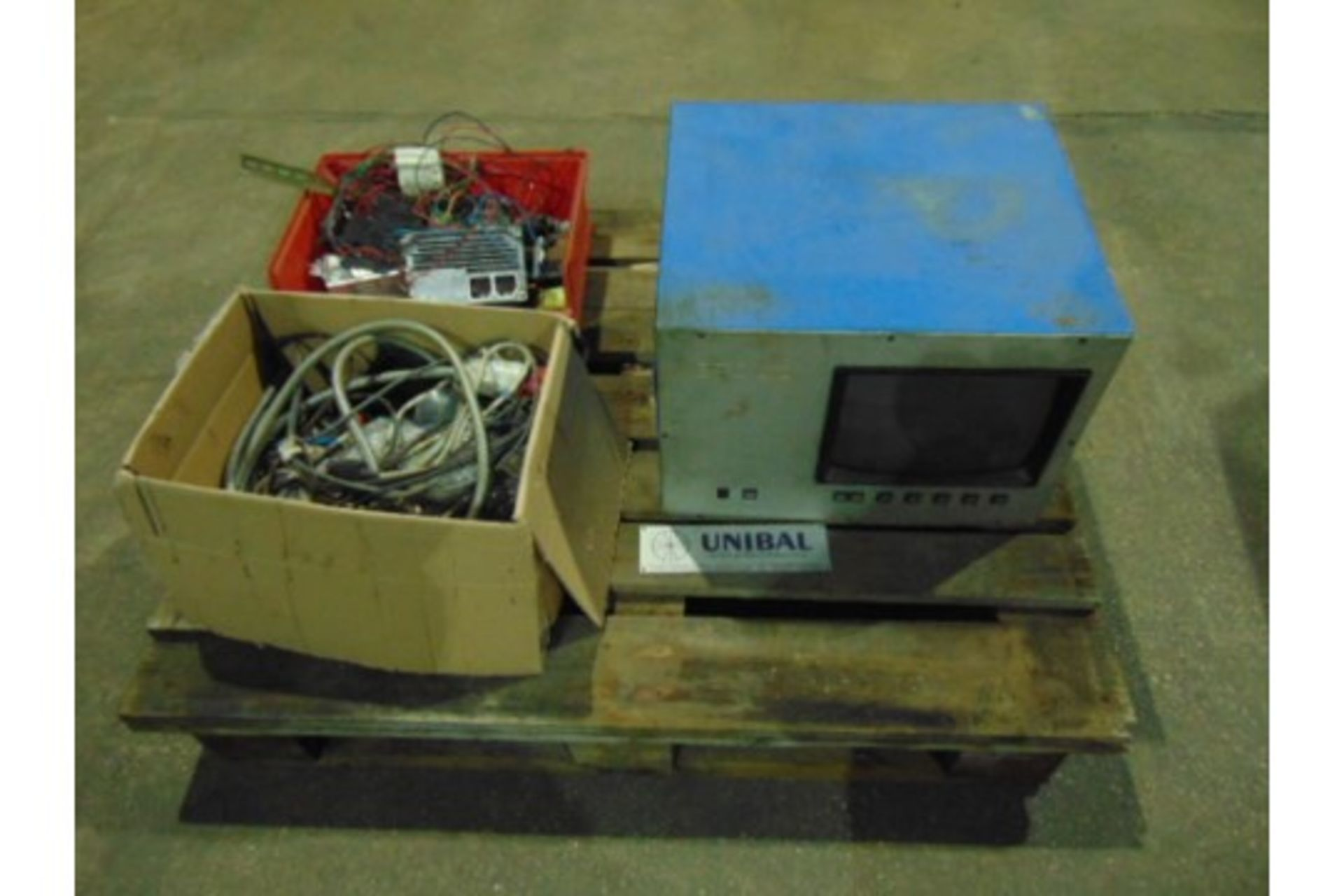 Lot 27205 - Balancing Machine