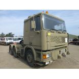 Seddon Atkinson 68 ton 6x4 RHD tractor unit