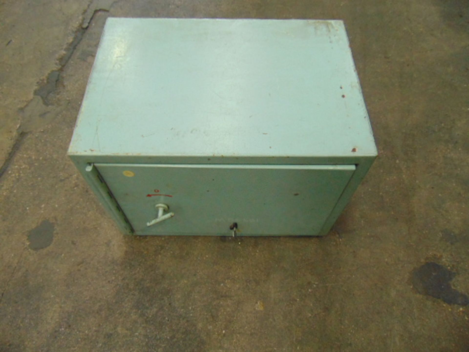 Lotto 26401 - Lockable Safe Box