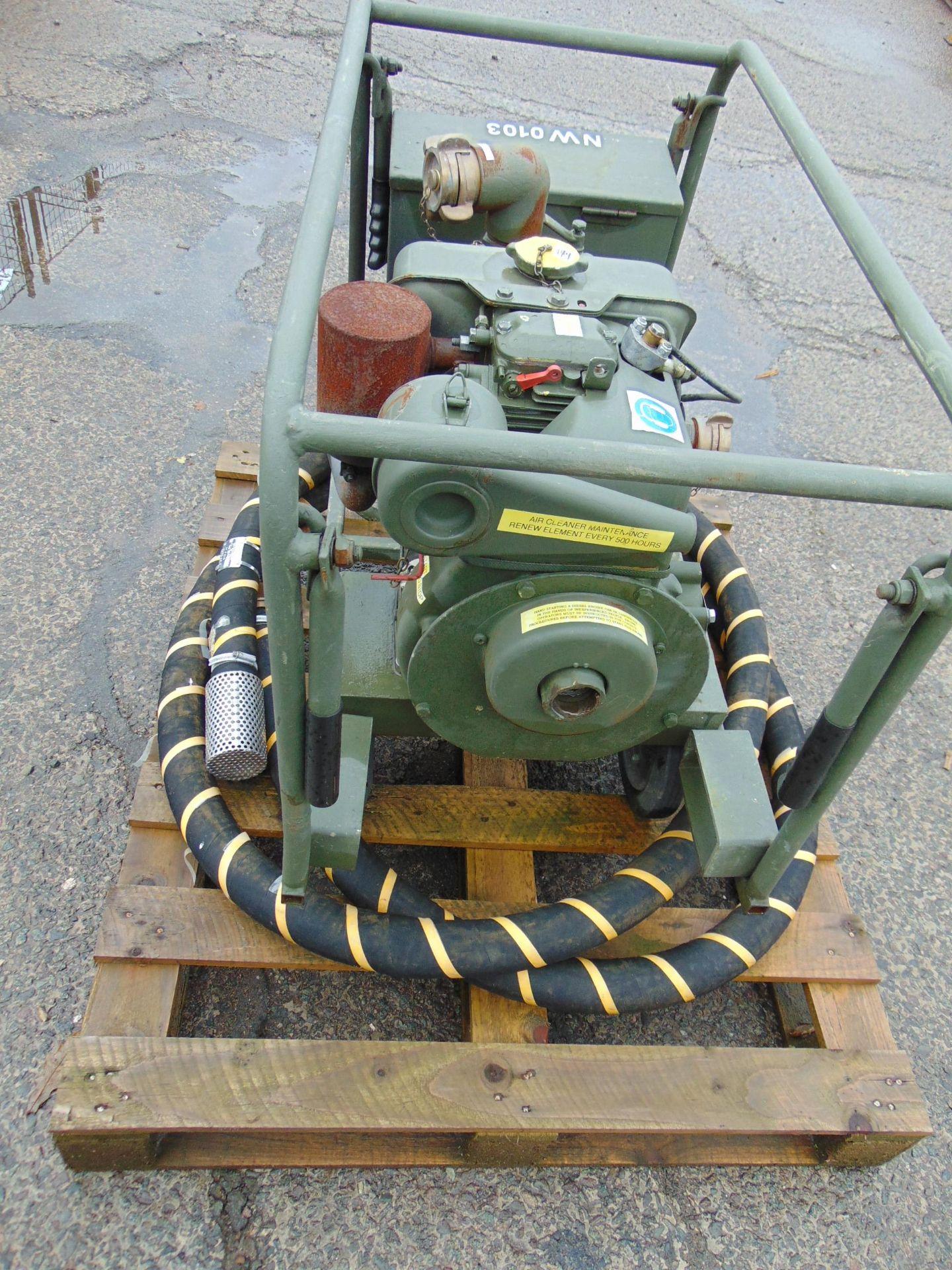 Lotto 26432 - Gilbert Gilkes Gordon General Purpose Diesel Water Pumpset