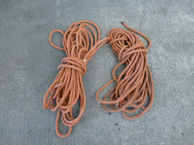 X5 EX MOD Clansman Nylon Rope