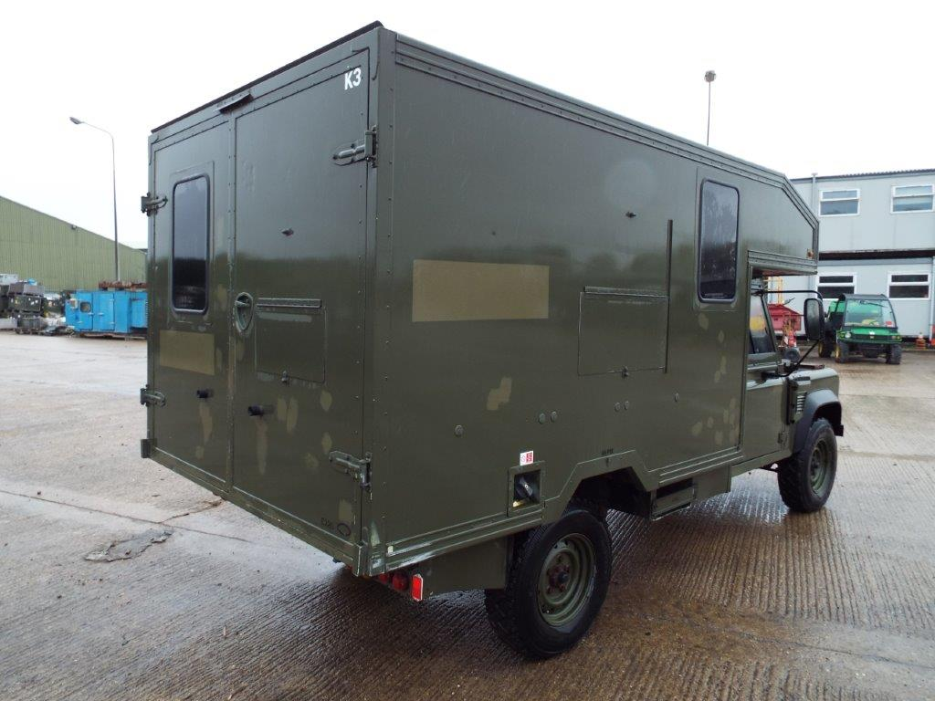 Lot 20932 - Military Specification LHD Land Rover Wolf 130 Ambulance