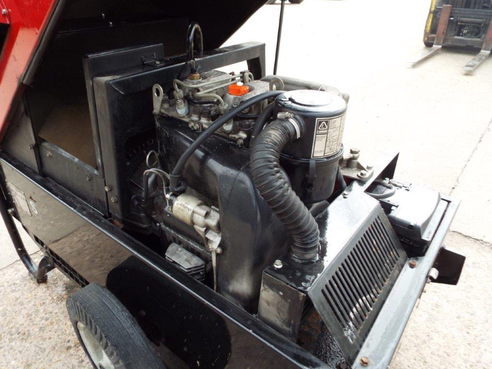 Lotto 21135 - 2012 Mosa T300SXC Diesel Welder Generator