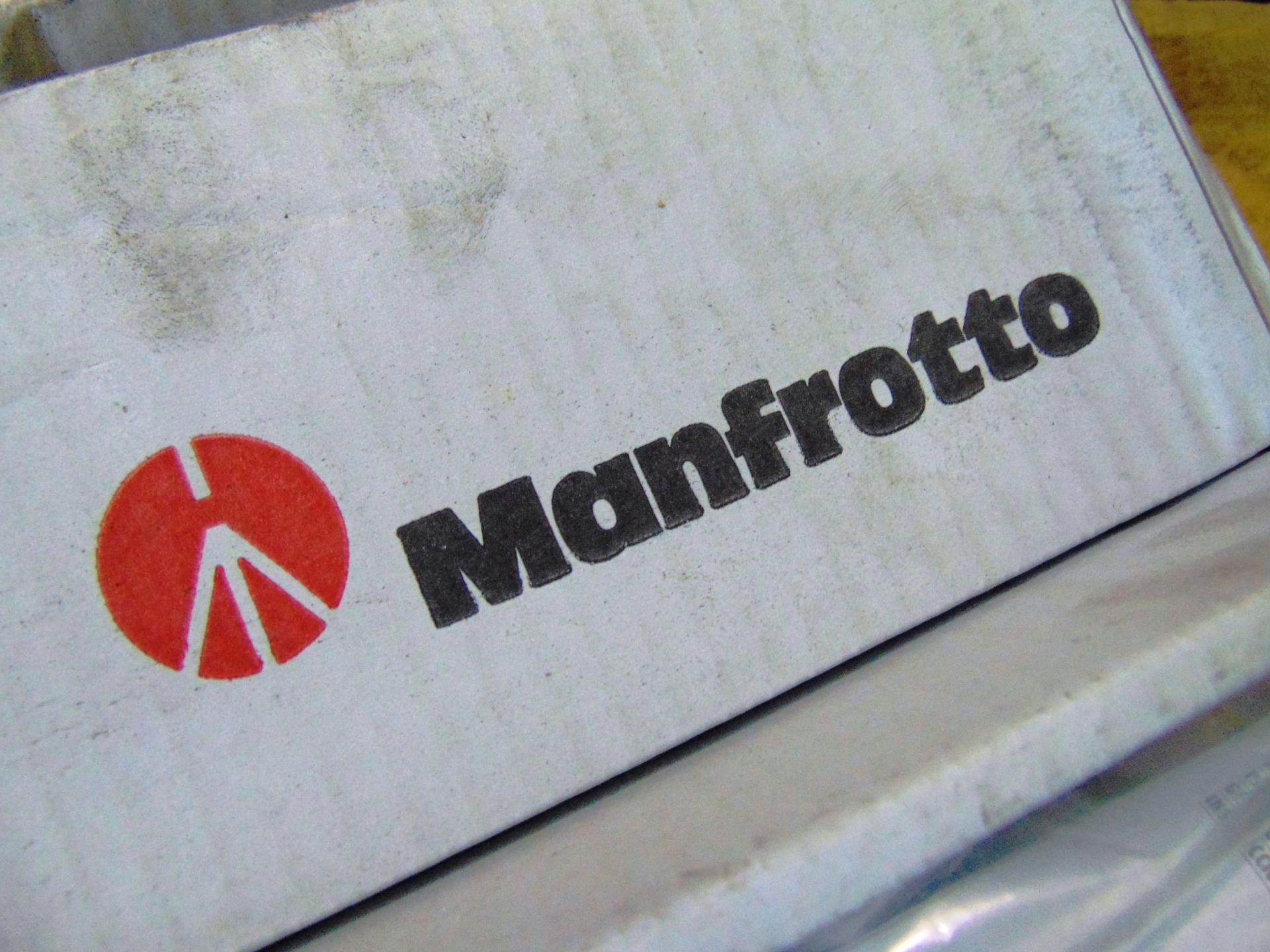 Lot 26837 - 3 x Unissued Manfrotto 131D Camera Accessory Arms