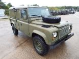 Lot 20933 - LHD Land Rover Defender 110 Hard Top - R380 Gearbox