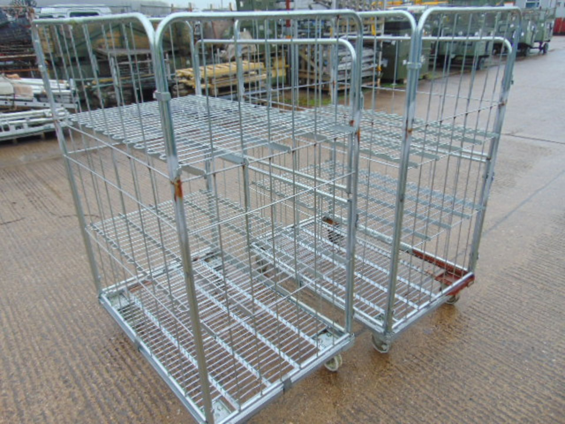 Lot 27322 - Qty 2 x Stock Cages
