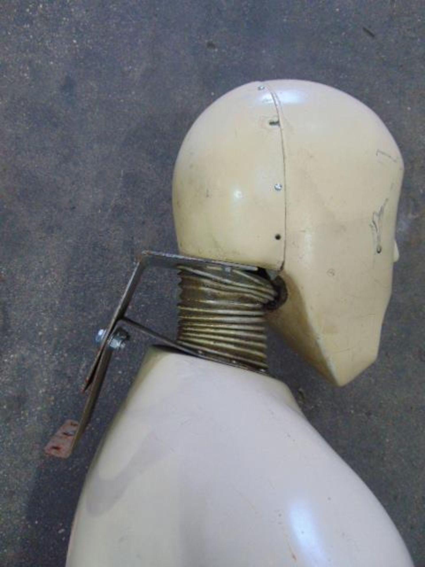 Lotto 26403 - Vintage Crash Test and Training Dummy