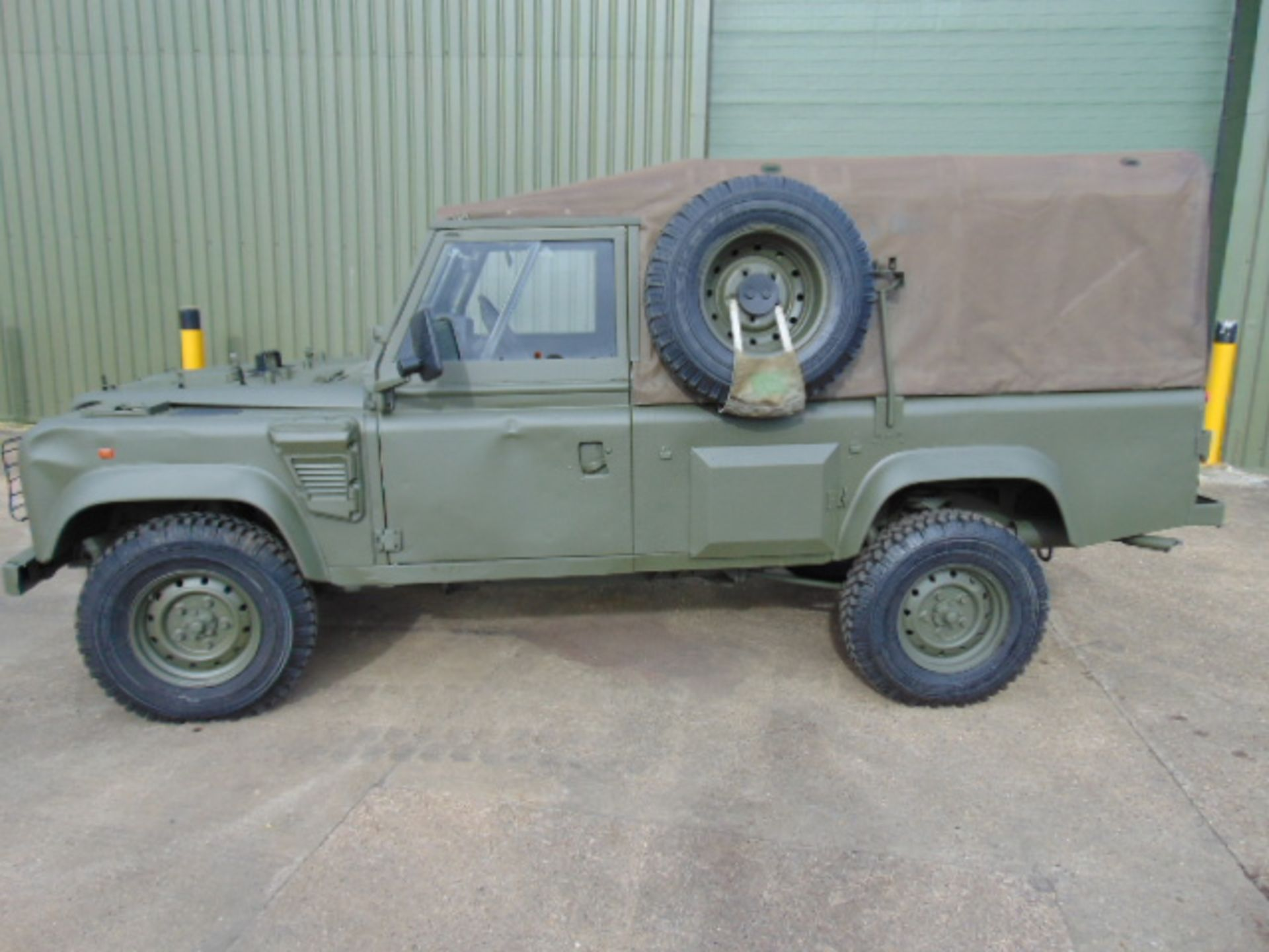 Lot 25857 - Land Rover Wolf 110 Soft Top