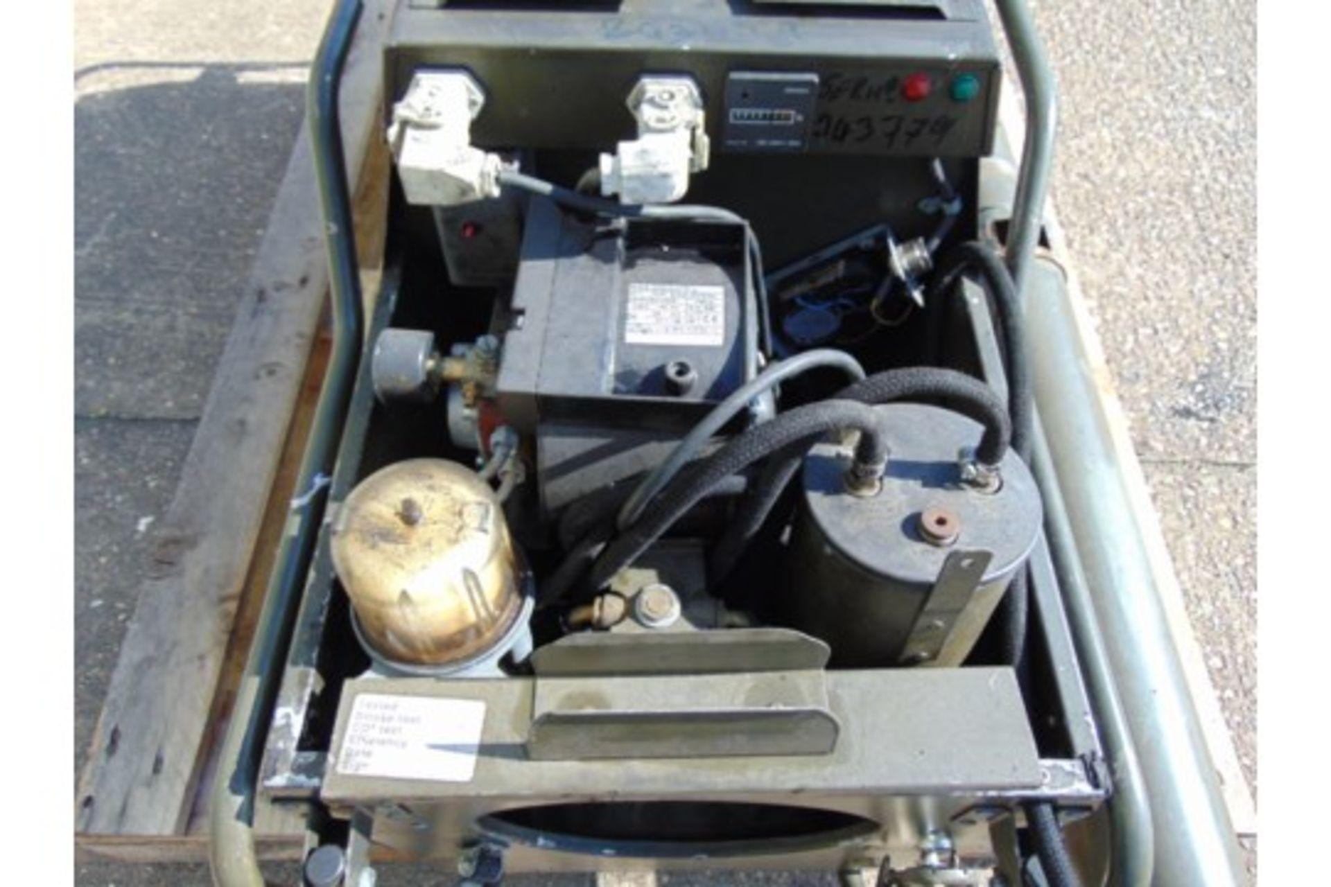 Lot 25828 - Dantherm VA-M 15 Mobile Workshop Heater