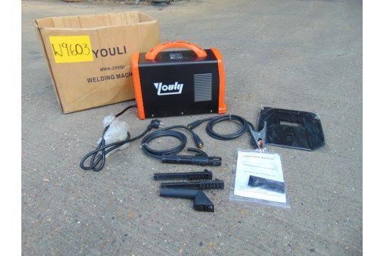 You are bidding on a ** BRAND NEW ** Youli MMA-250 QI