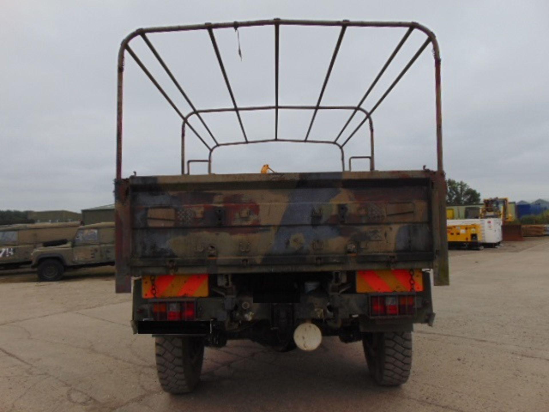 Lot 25820 - Leyland Daf 45/150 4 x 4
