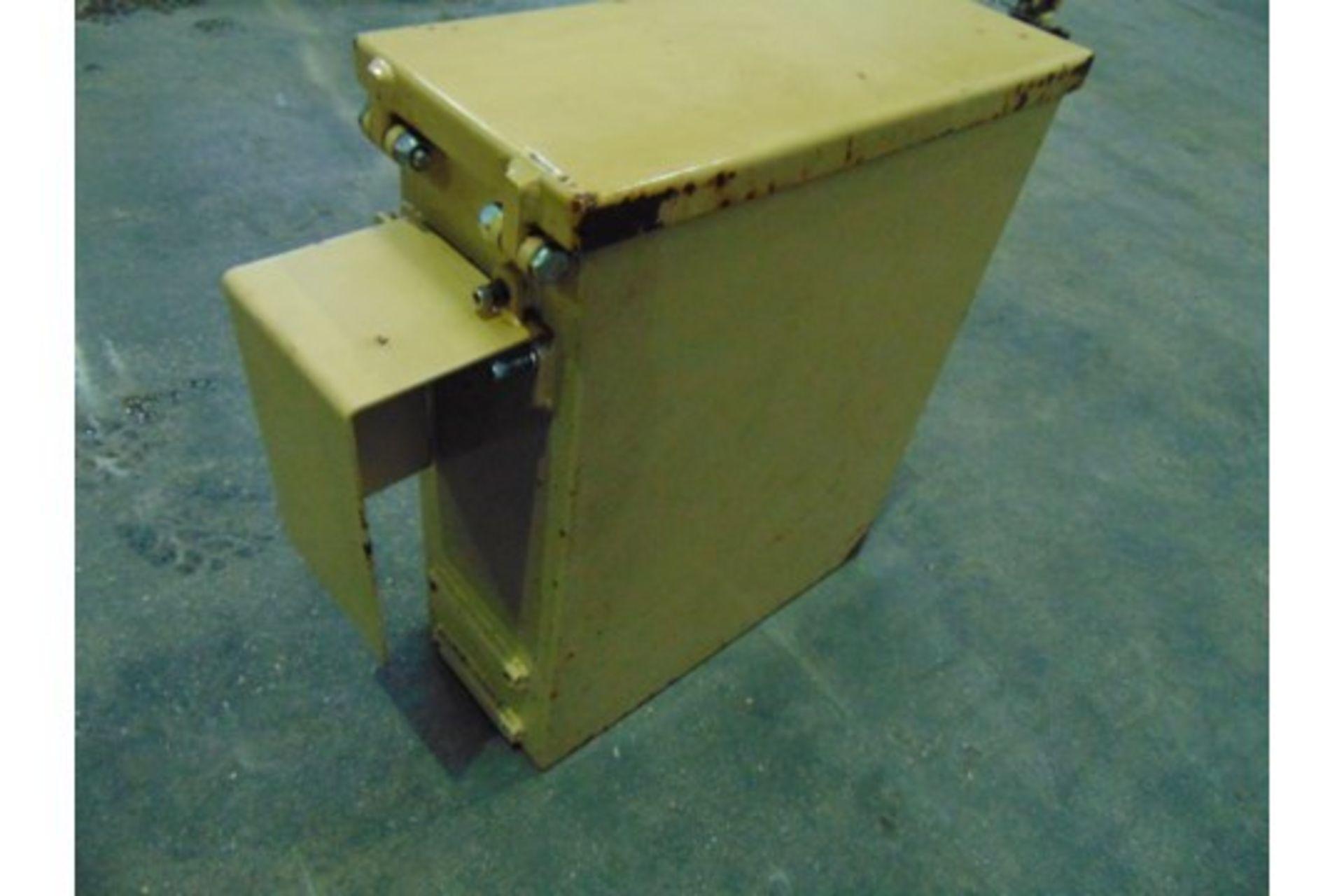 Lot 27216 - Vehicle Mounted Jerry Can Stowage Box
