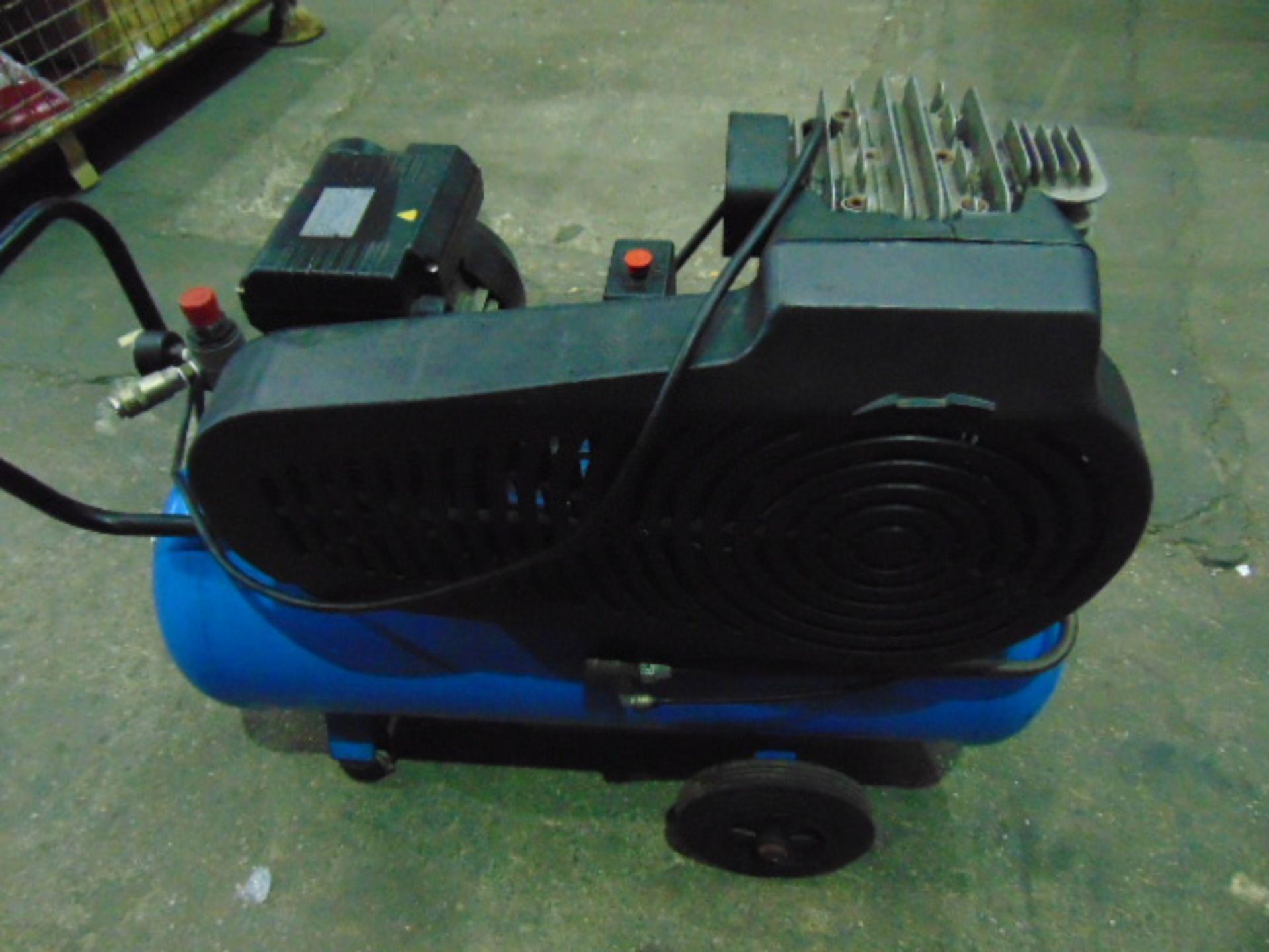 Lot 27256 - ABAC B 2800B-60 cm 3 V240 Kompex Mobile Air Compressor