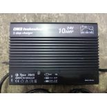 DMS Technologies TYPE 2045 3 Step Battery Charger