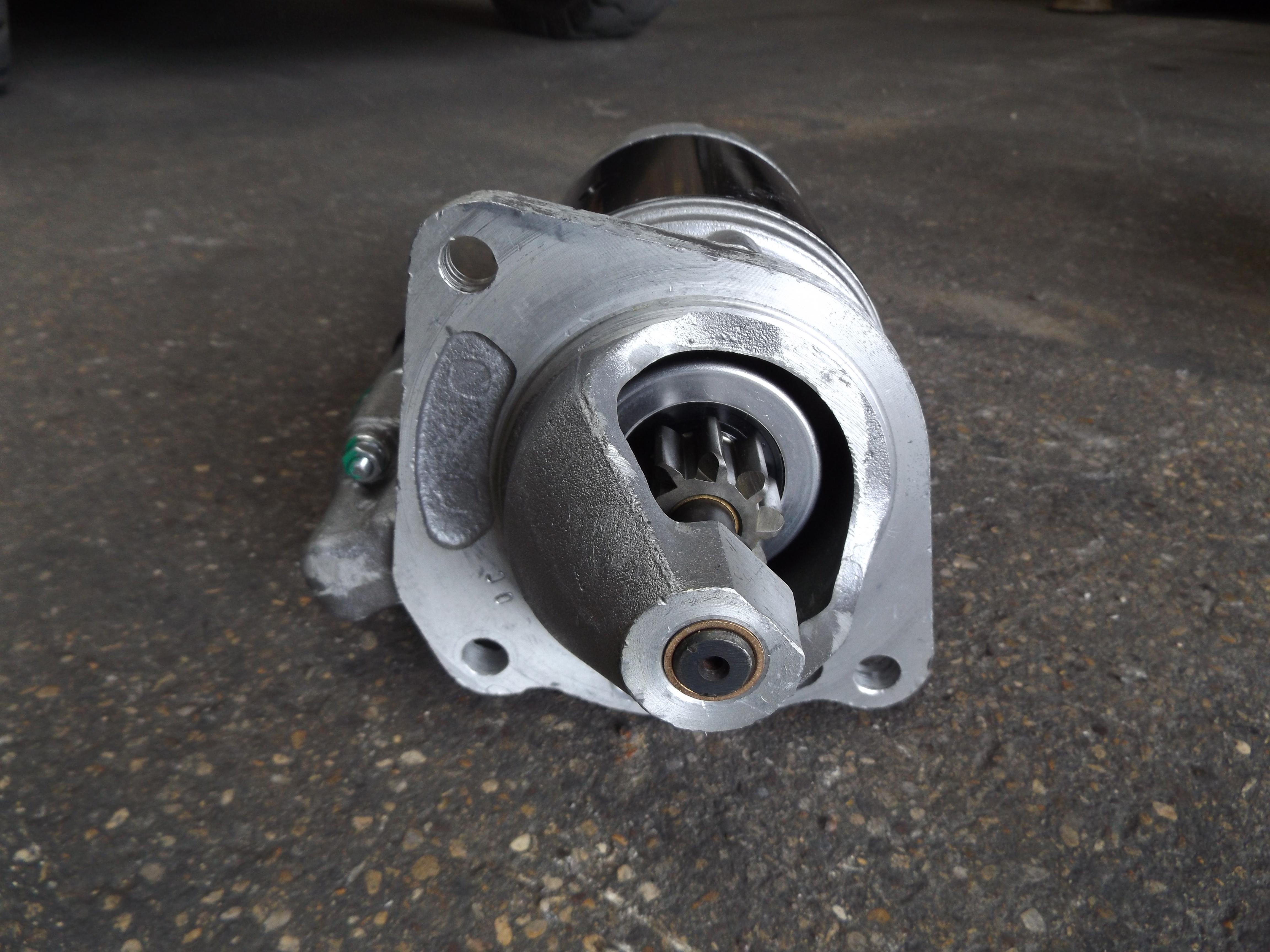 Lot 13605 - Land Rover 2.5 Diesel/ 2.5 Tdi Starter Motor P/No 432574