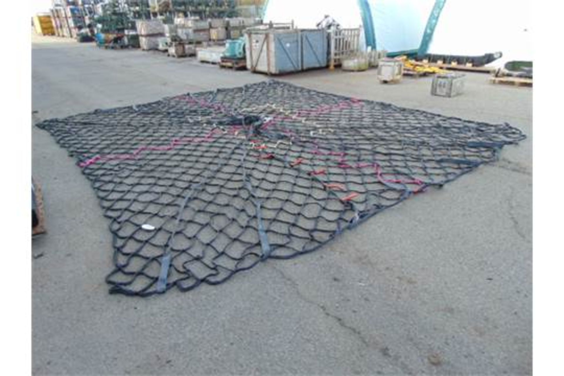 Lot 26849 - 5600Kg Helicopter Cargo Net