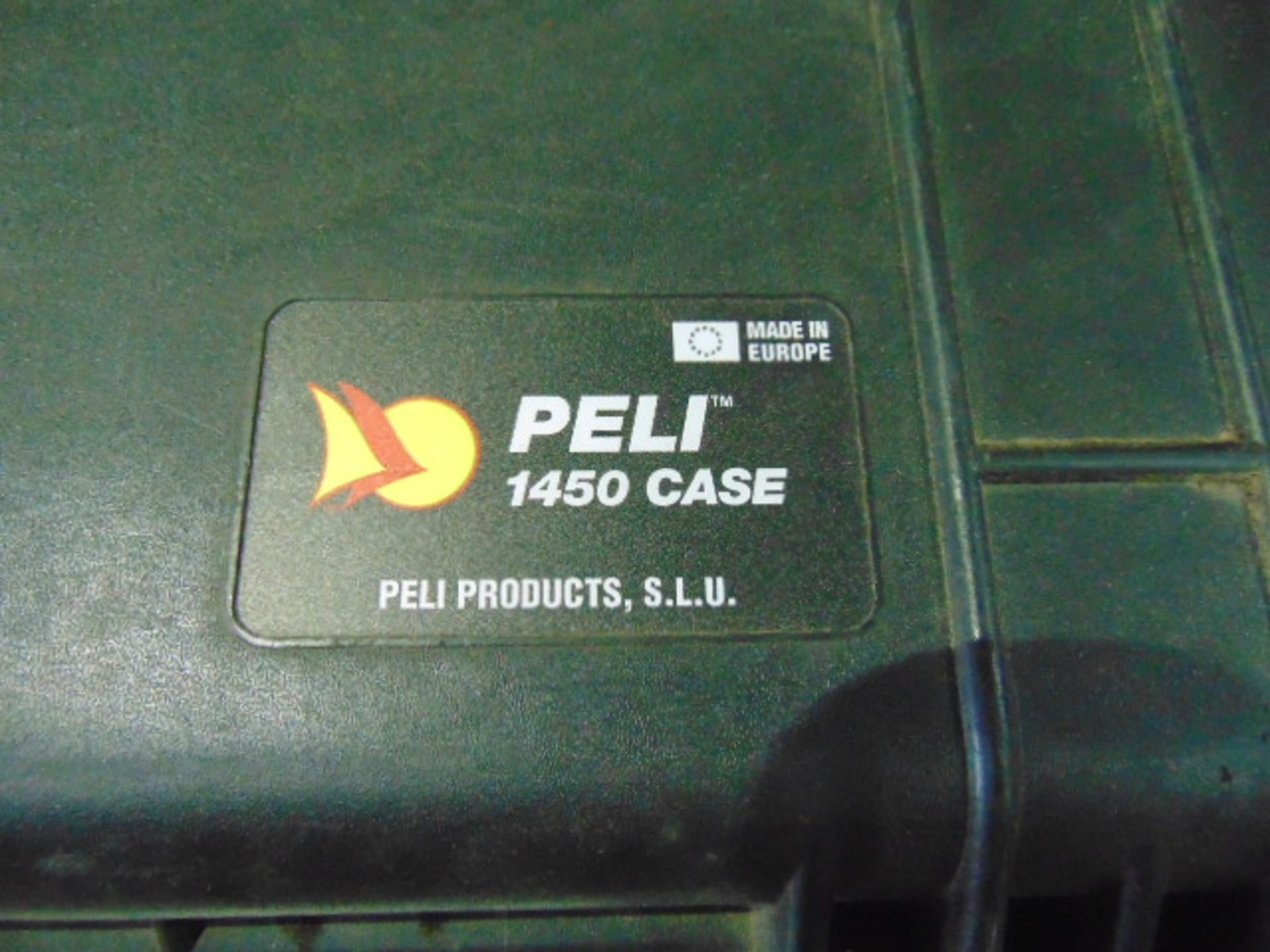Lot 27346 - Heavy Duty 1450 Peli Case