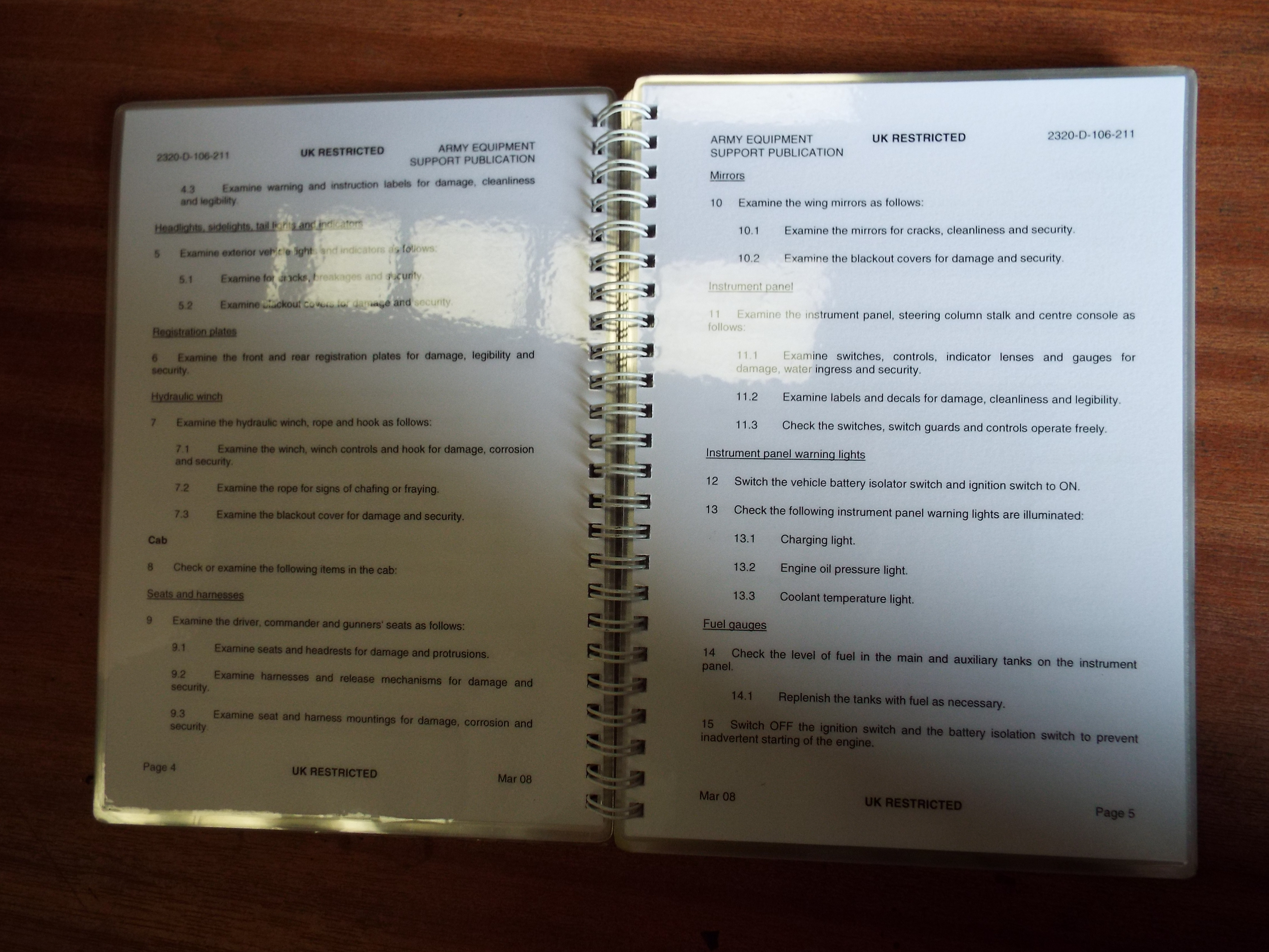 defence pay and conditions manual