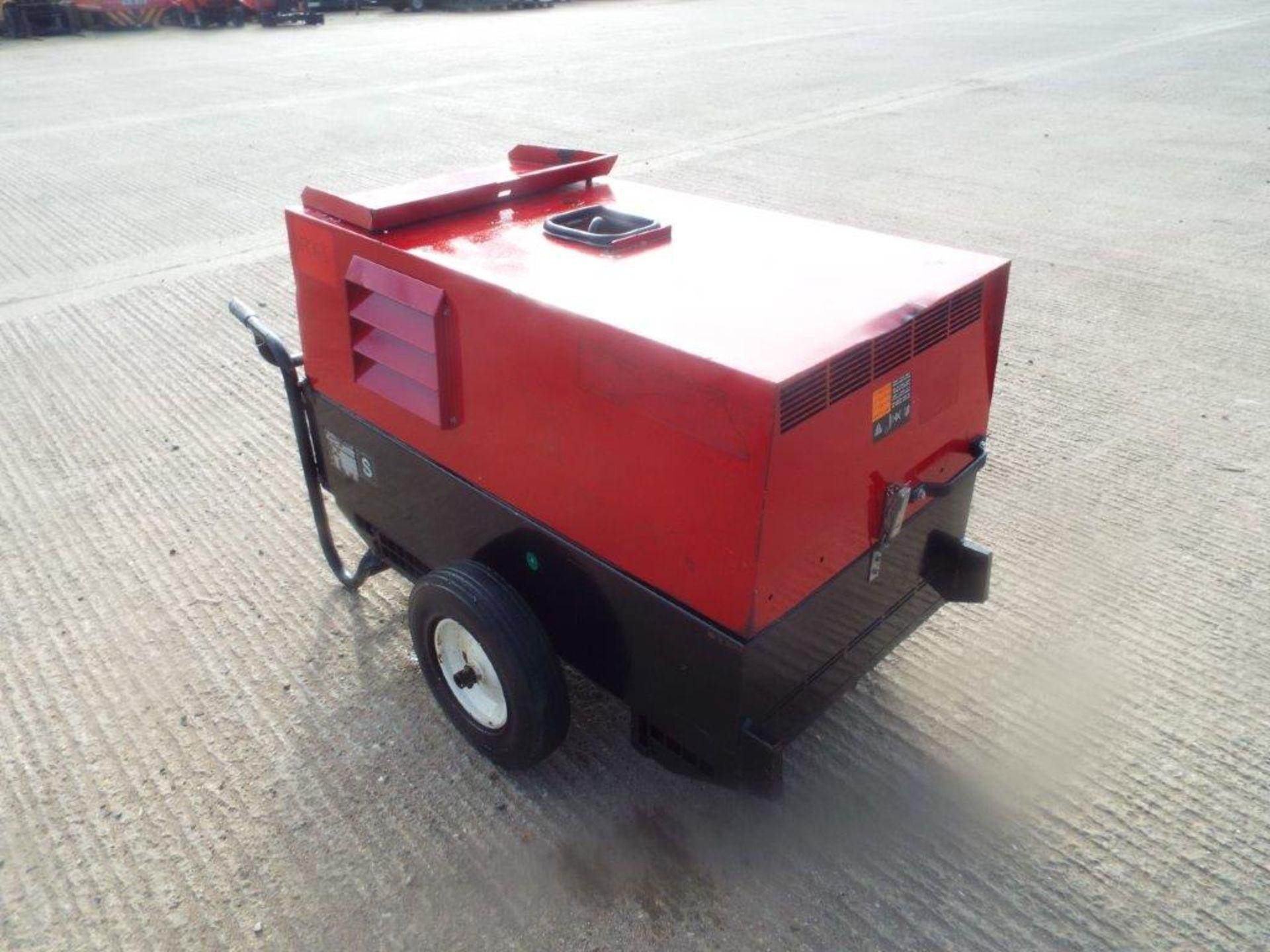 Lotto 21283 - 2012 Mosa T600SXC Diesel Welder Generator