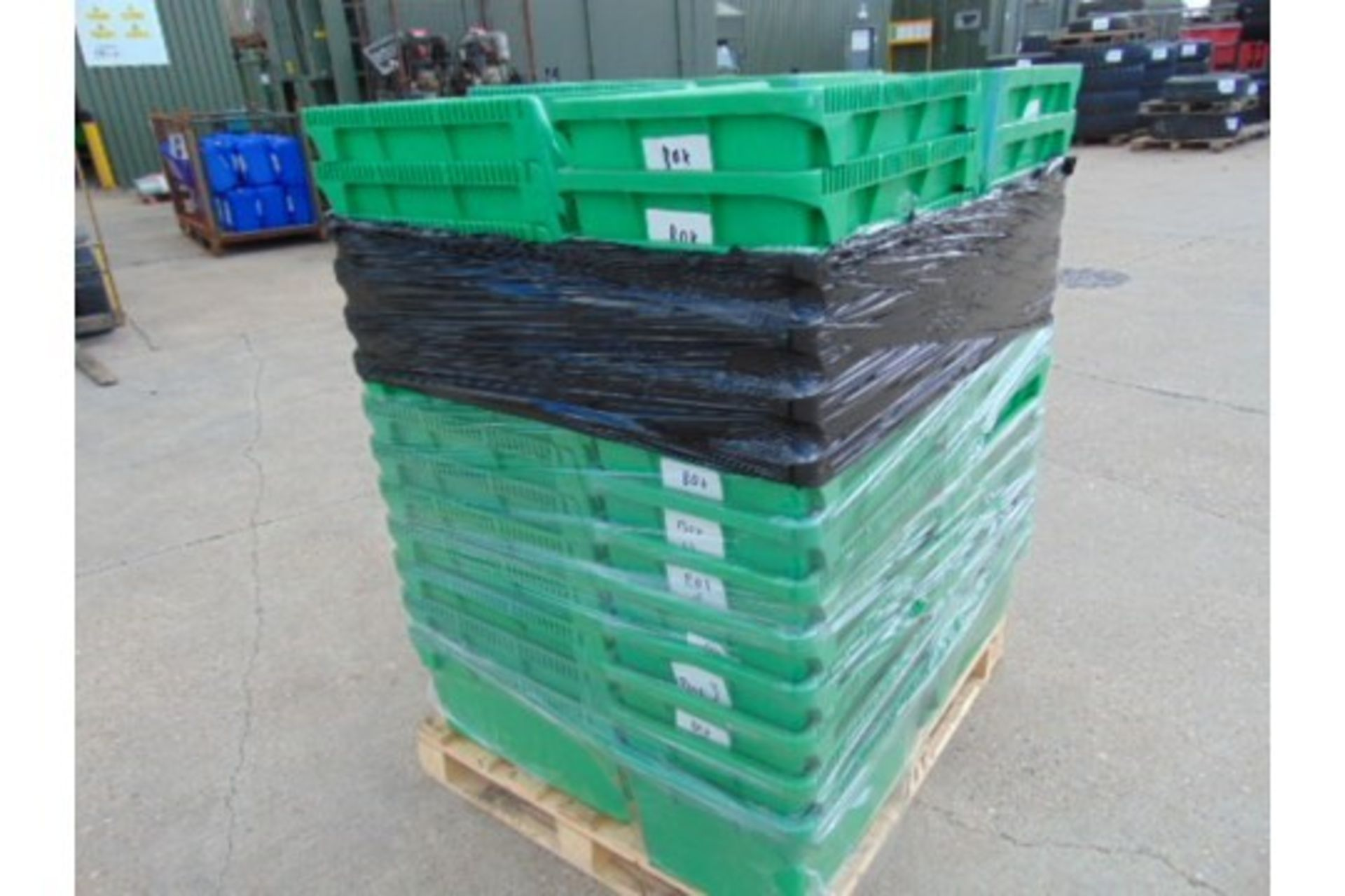 Lot 26799 - 65 x Schafer Pew W50 Parts Storage Containers