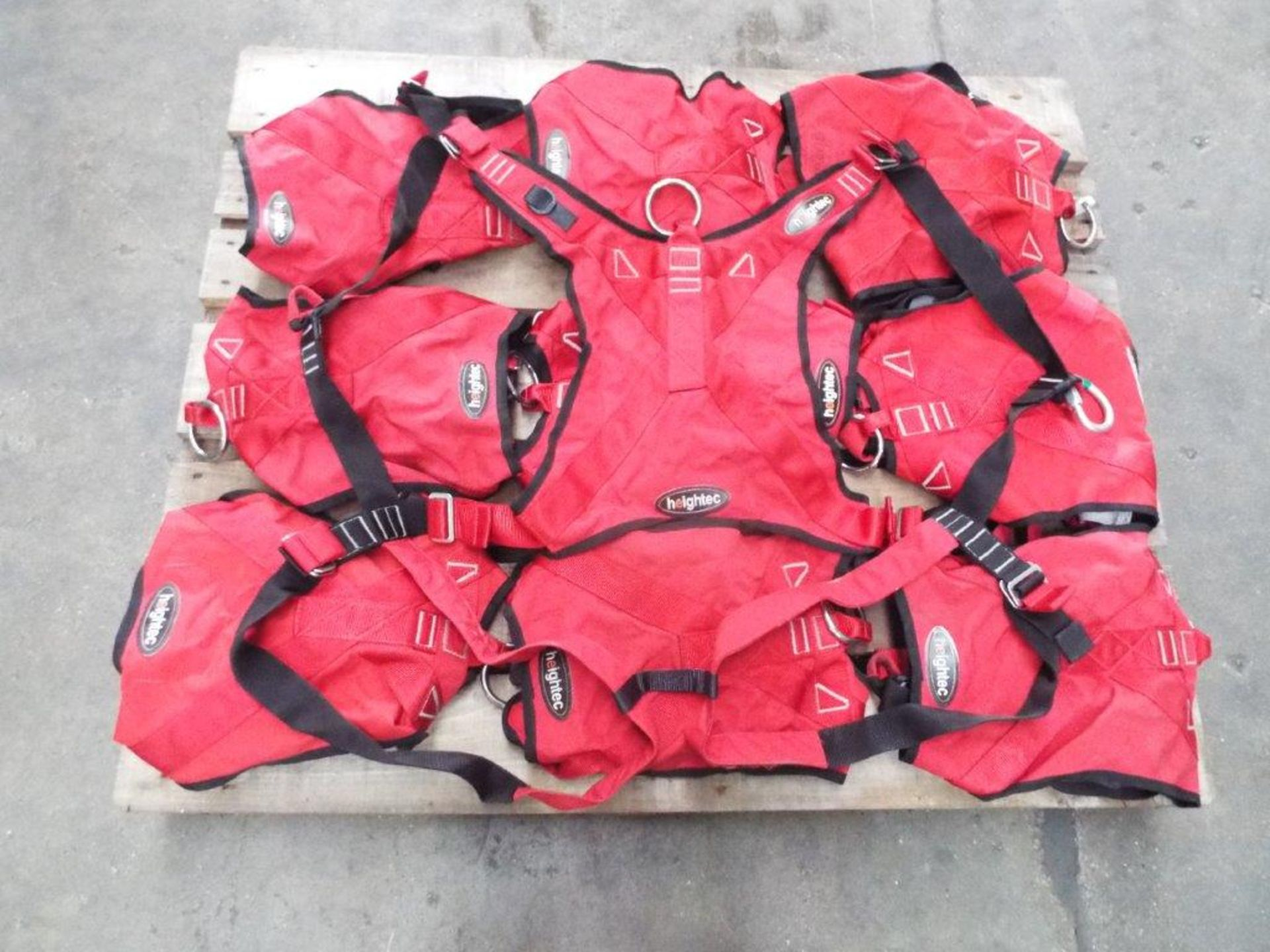 Lot 24488 - 10 x Heightec Phoenix H11 Rescue Harness