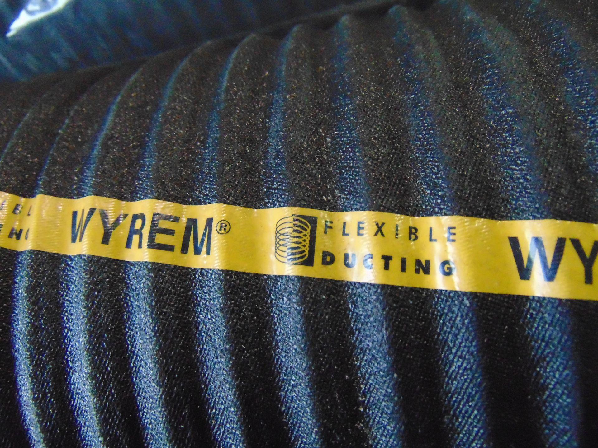 Lot 26834 - 3 x Unissued Wyrem Flexible Ducting Hoses