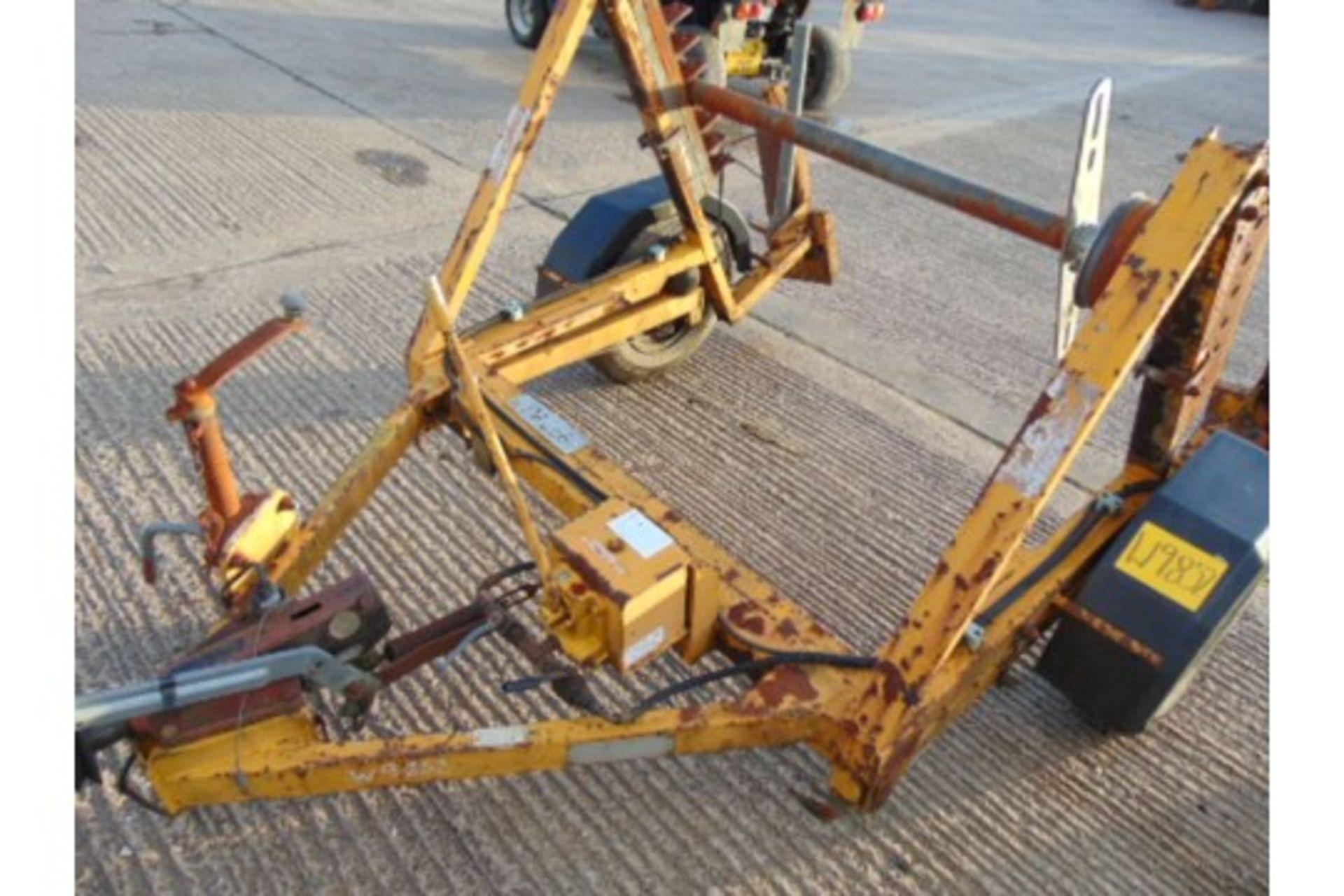 Lot 26598 - Cable Drum Trailer
