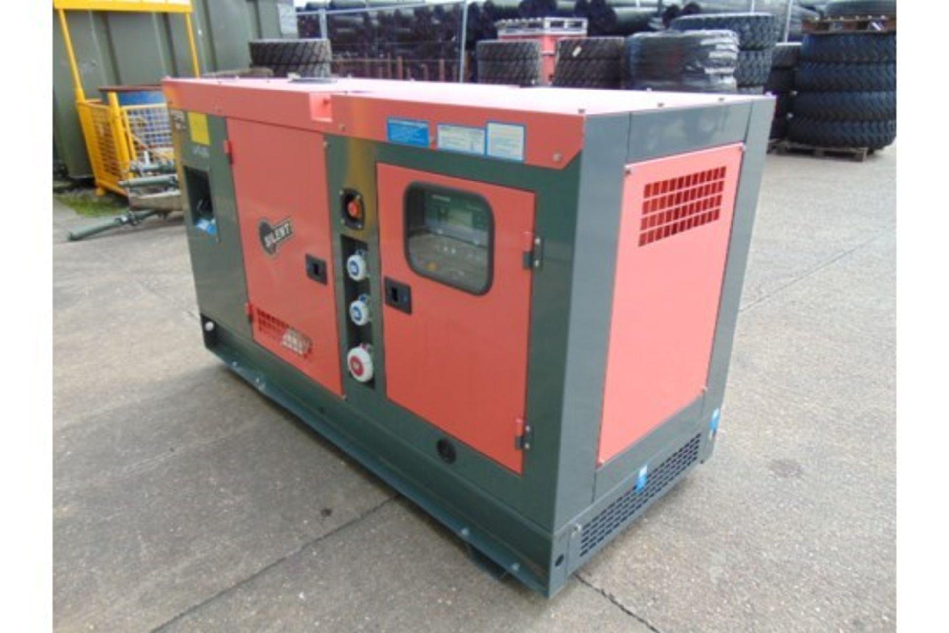 Lot 27328 - UNISSUED 50 KVA 3 Phase Silent Diesel Generator Set
