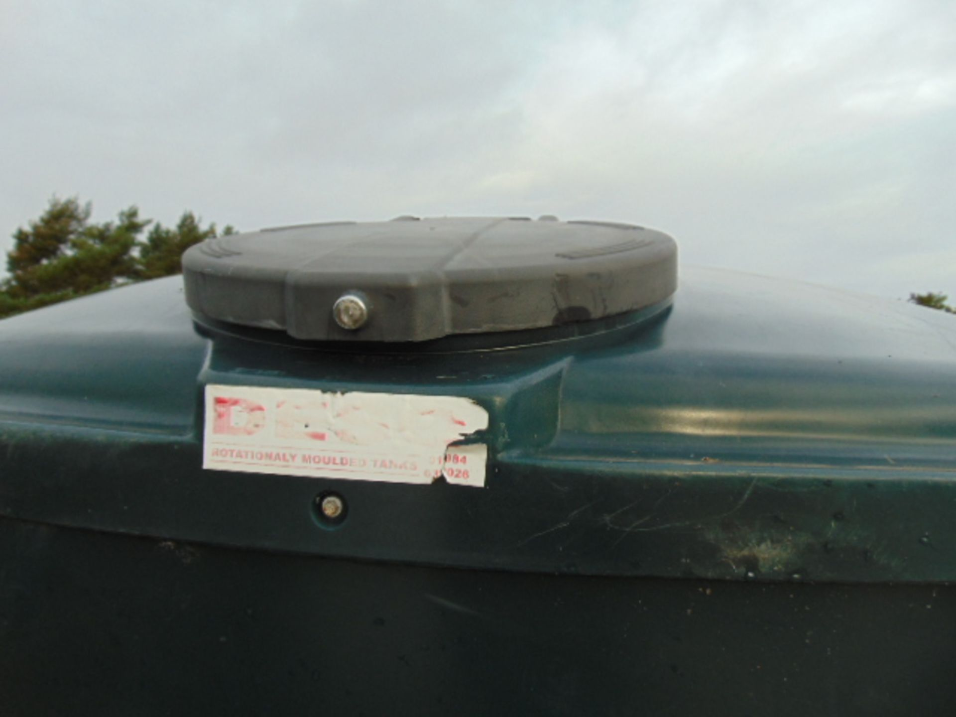Lot 25858 - 5000 Litre Bunded Water Tank