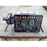 Lote 22360 - Warrior Driver Control Panel P/No FV2270718