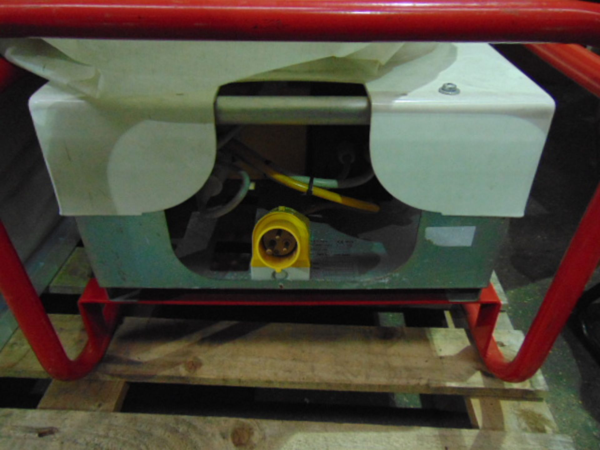 Lot 27319 - Aireshelta Inflator and Parts for Aireshelta