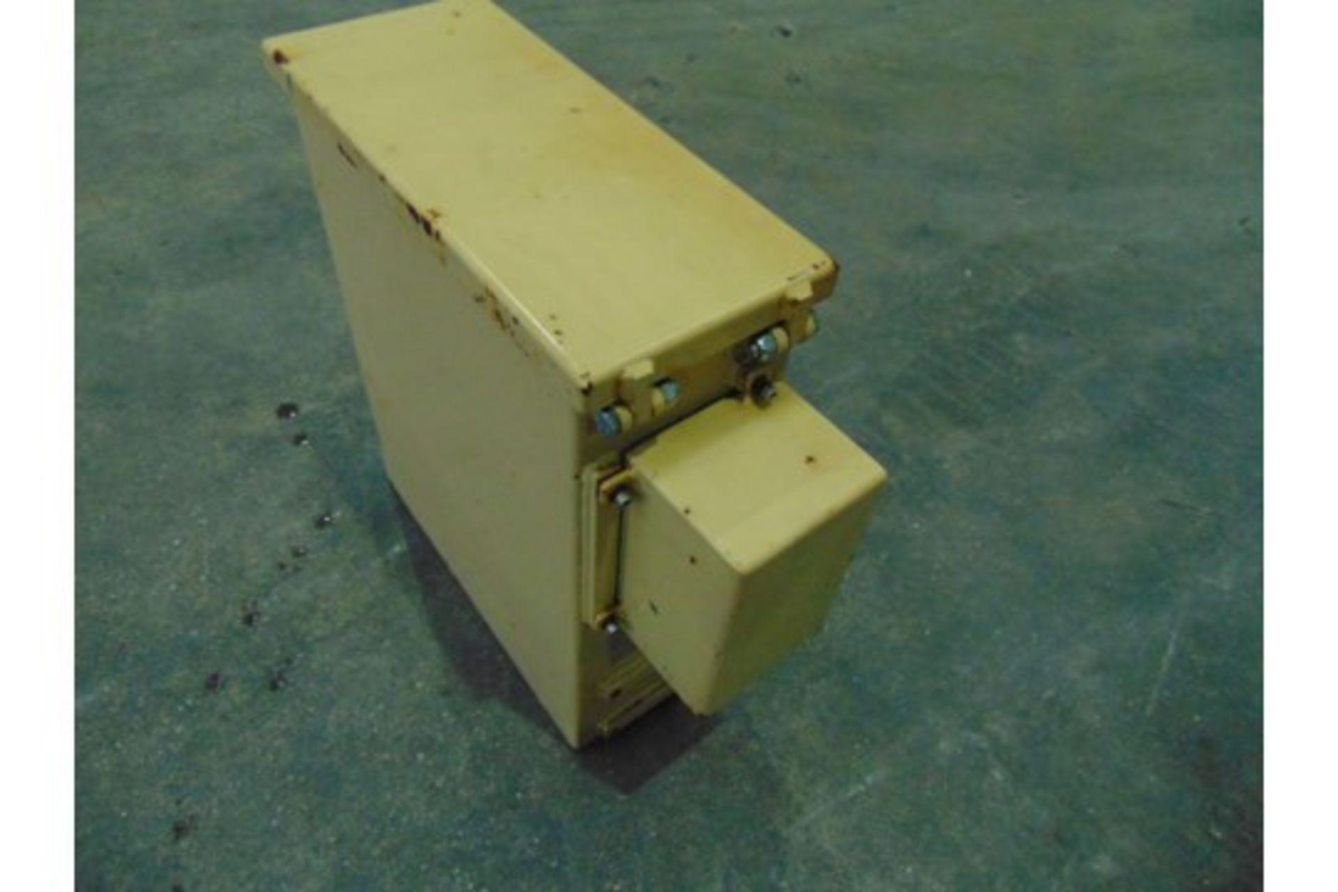 Lot 27343 - Vehicle Mounted Jerry Can Stowage Box
