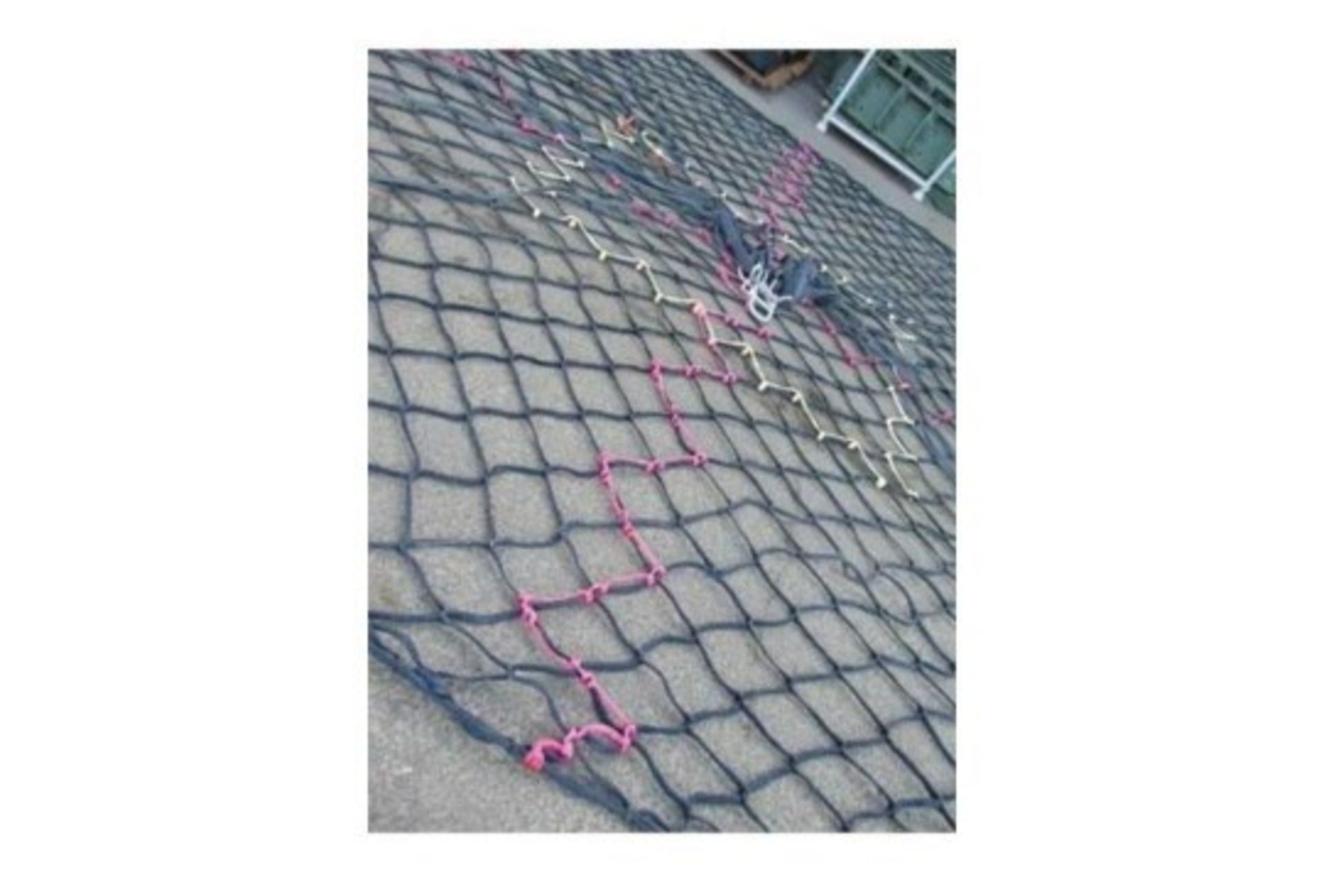 Lotto 26411 - 5600Kg Helicopter Cargo Net
