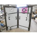 Insulated Partition Screen with R.O.M Durofan