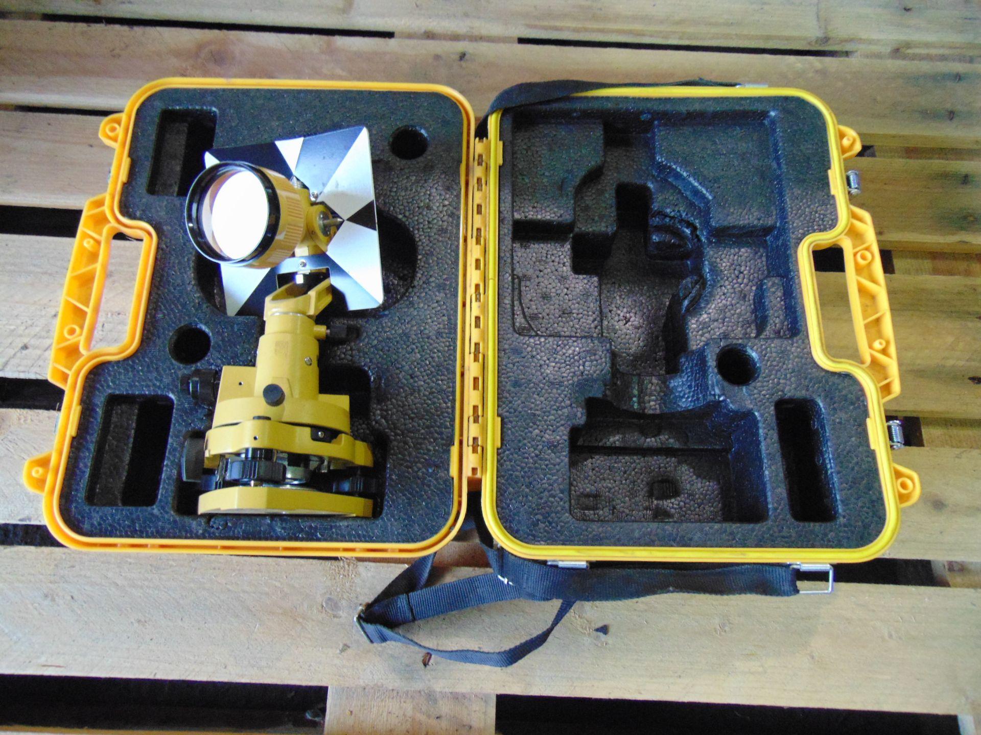 Lot 26826 - Surveyors Theodolite c/w Transit Case