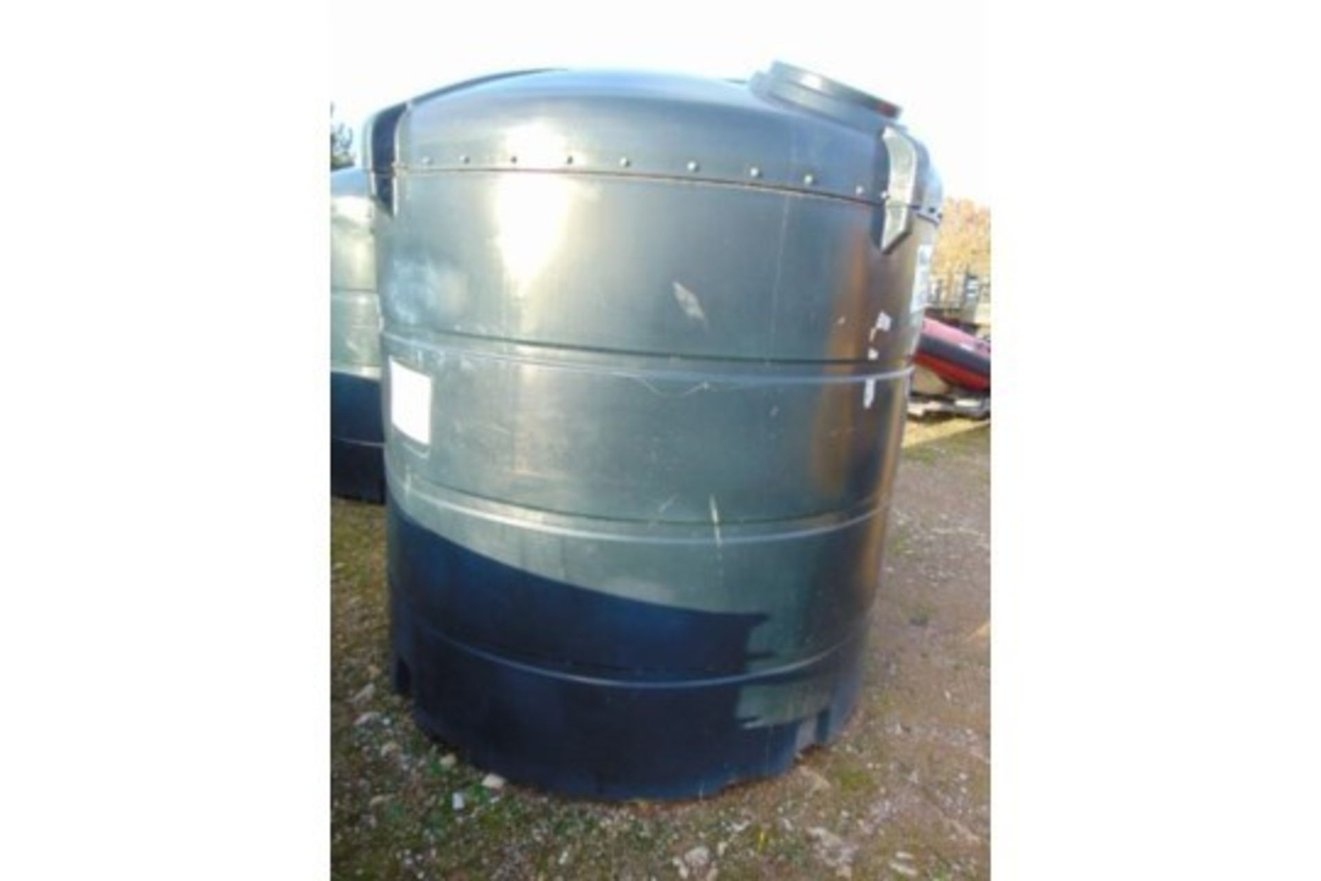 Lot 27211 - 5000 Litre Bunded Oil Tank