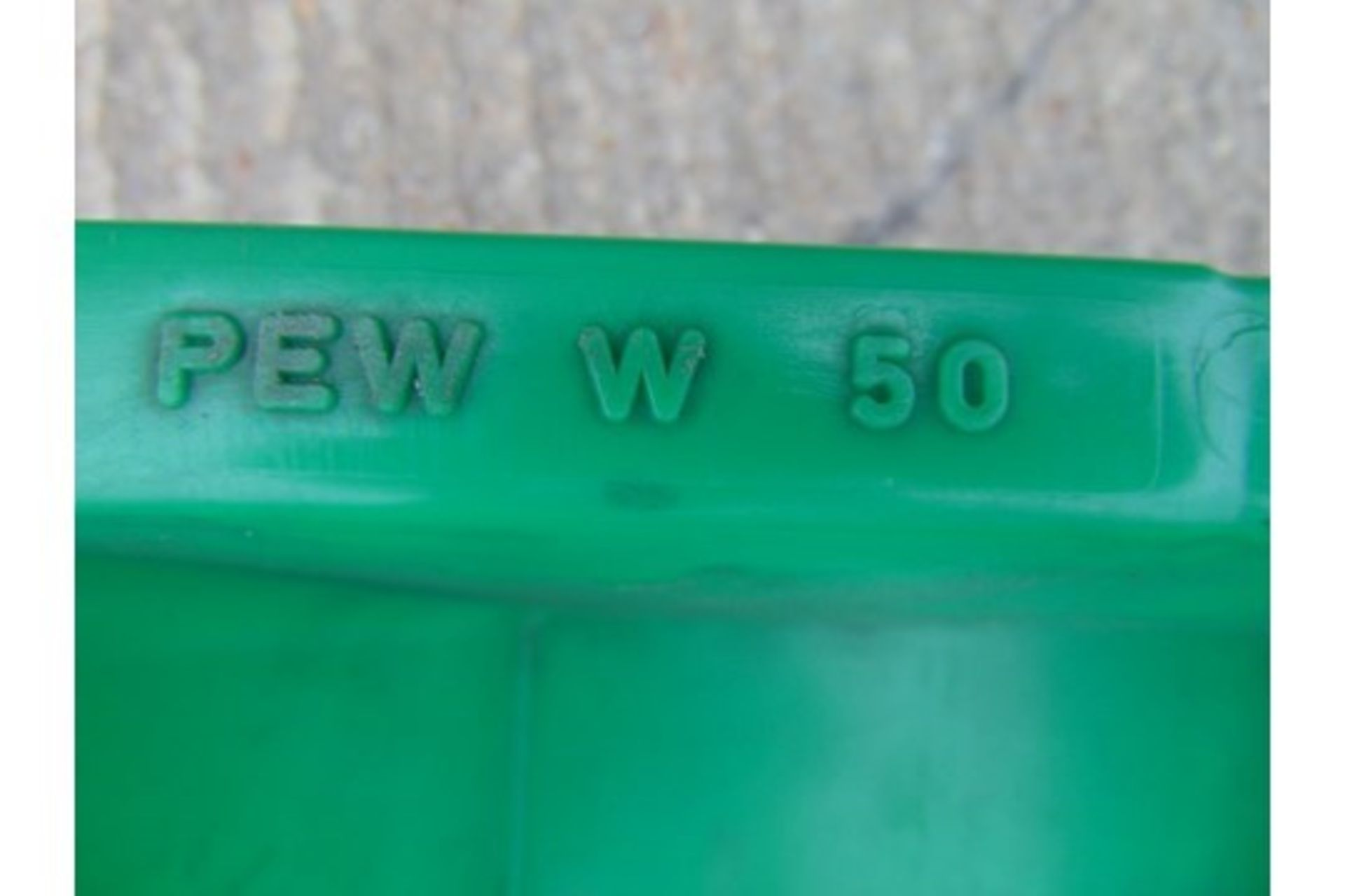 Lot 25859 - 5 x Schafer Pew W50 Parts Storage Containers