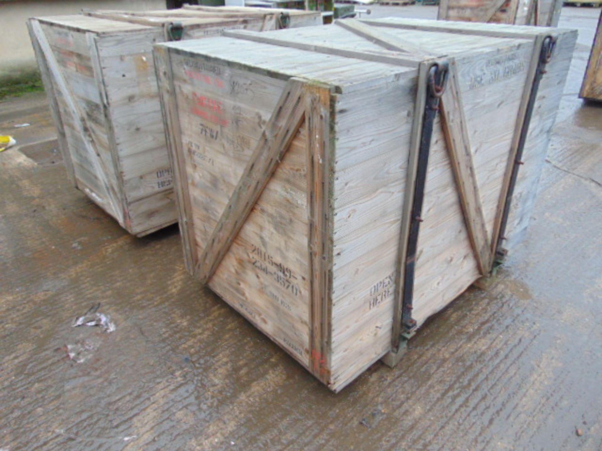 Lot 27354 - 2 x Heavy Duty Engine Crates
