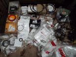 Lot 19680 - Mixed Stillage of FV and Truck etc Parts inc Capacitors, Wiring Harness', Gaskets, Seals etc