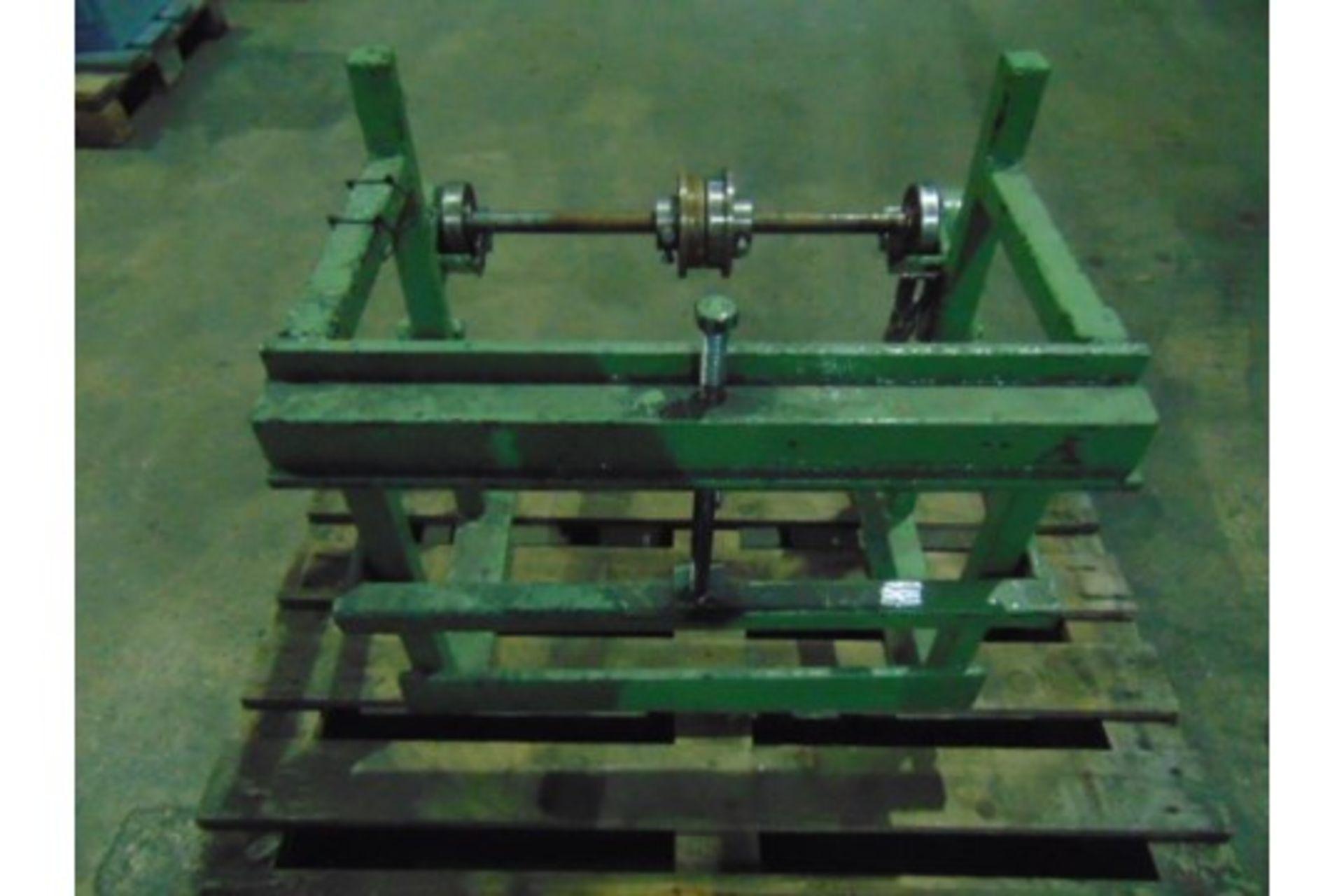 Lot 27203 - Heavy Duty Wire De-Reeler