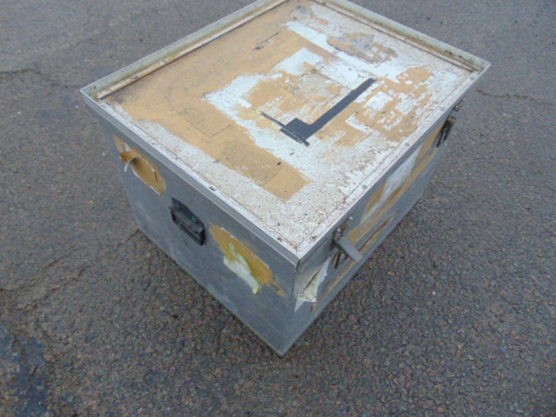 Lot 27344 - Heavy Duty Aluminium Stacking Case